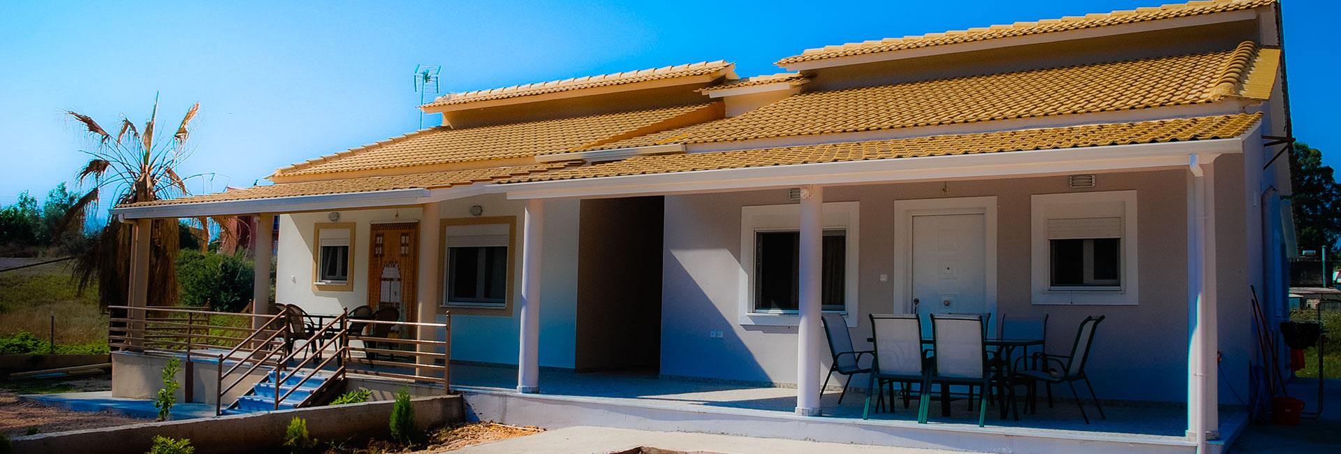 Ισόγειες Κατοικίες - Προκάτ Σπίτια Ήπειρος - Γεώργιος Χρυσοστόμου & Υιοί