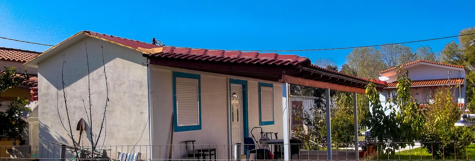 Λυόμενες Κατασκευές - Προκάτ Σπίτια Ήπειρος - Γεώργιος Χρυσοστόμου & Υιοί